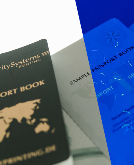 PROSECURA Passport and Visa Paper